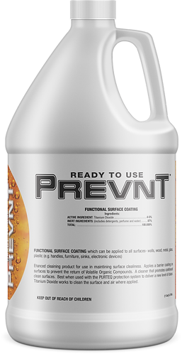 PREVNT™ (1 Gallon) Active-Defense Cleaner