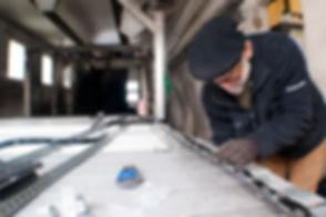 high speed door repair