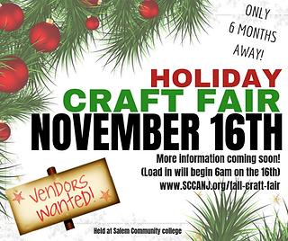 Christmas Craft Shows In Nj 2019 FALL Craft Fair 11/16/19   Salem County Christian   Christian
