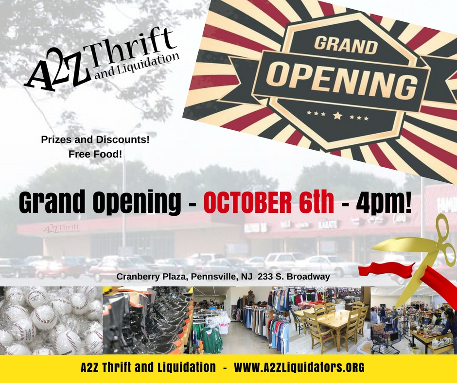 grand opening a2z #3