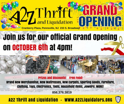 grand opening a2z #1