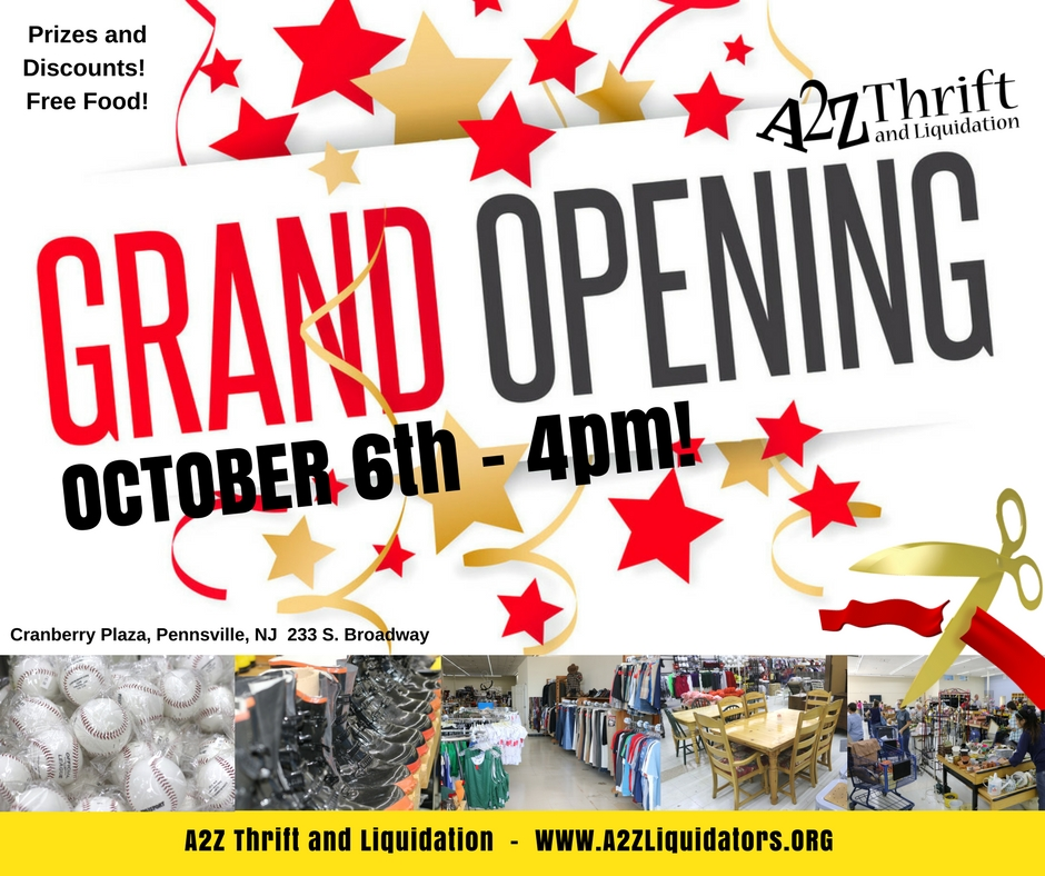 grand opening a2z #5
