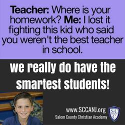 smartest students