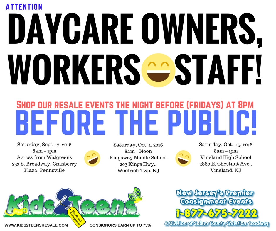 daycare owners!