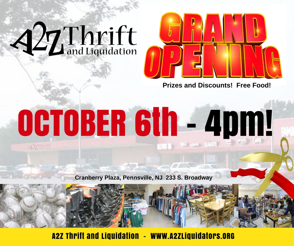 grand opening a2z #4