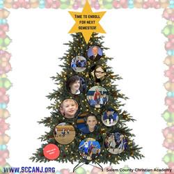 SCCA Christmas Tree