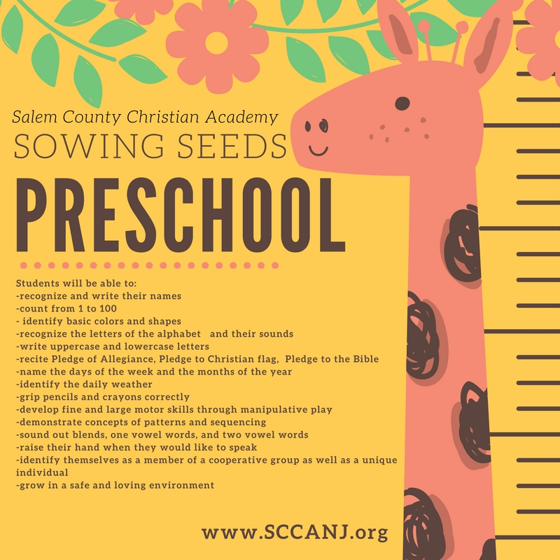 Sowing Seeds Preschool