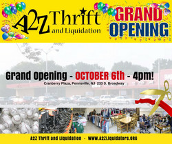 grand opening a2z #2