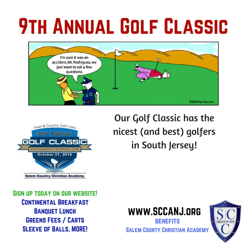 safe golfers