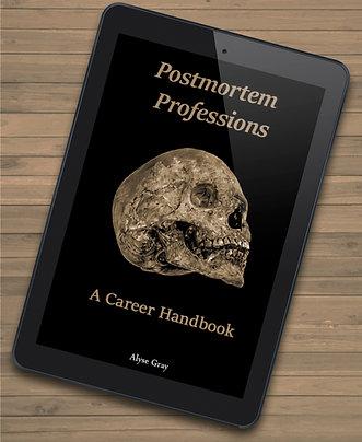 Free ebook: Postmortem Professions: A Career Handbook