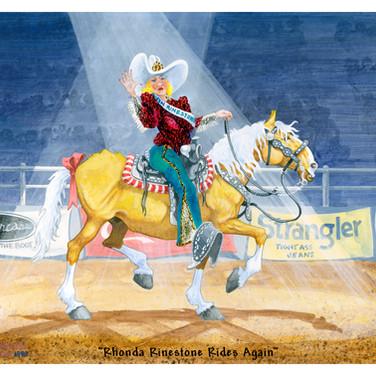 Rhonda Rhinestone $700