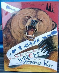 Wrecks of the Frontier - Book