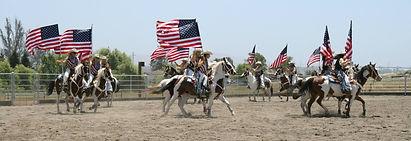 Te Painted Ladies Rodeo Performers