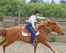 Midori Morgand and Mustang Penny from High Rock HMA
