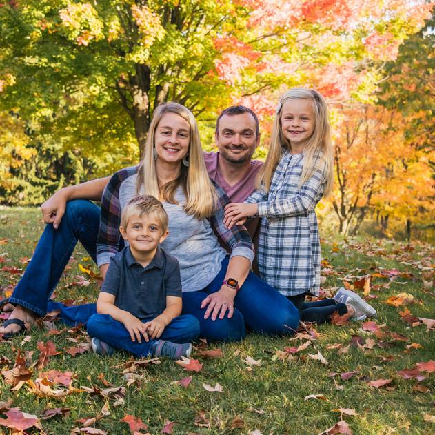 Wagner Family | Fall Mini - Cedar Rapids