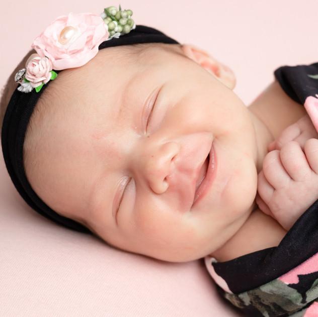 Elliette Webster-Plotz | Newborn