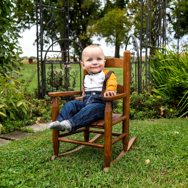 Cole Stessman | 8-Month Milestone
