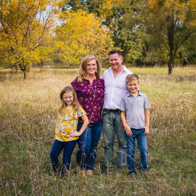 Ritt Family | Fall Mini - DBQ