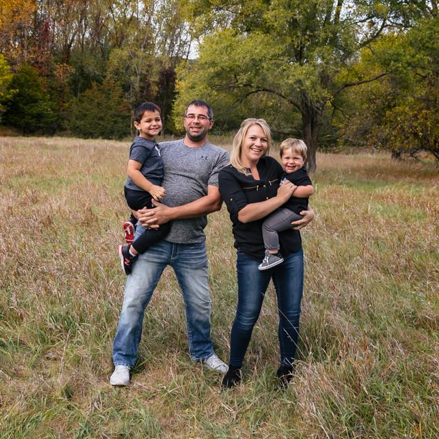 Cambell Family | Fall Mini - DBQ