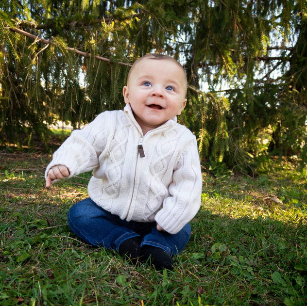 Greyson Moen | 6-Month Milestone