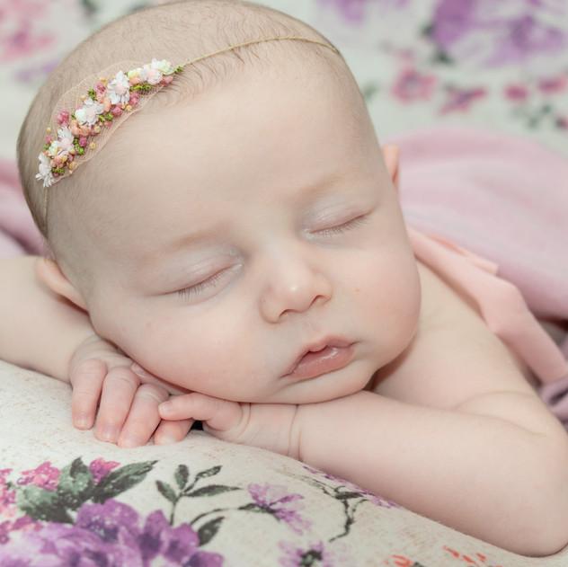 Amelia Sue Hoffman | Newborn