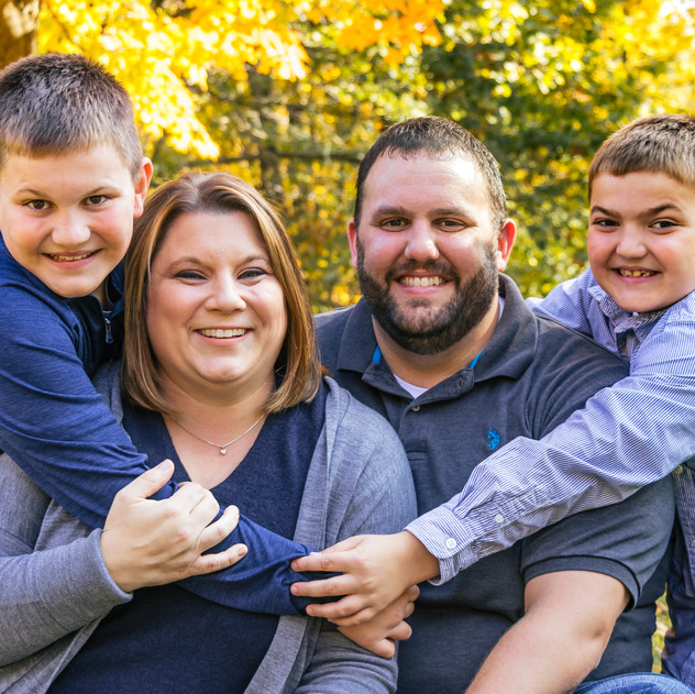 Stolba Family | Fall Mini - Cedar Rapids