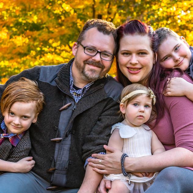 Gauges-Balfour Family | Fall Mini - Cedar Rapids