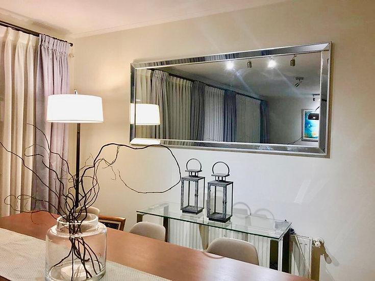 Espejo 180x80 cms - Marco espejado liso