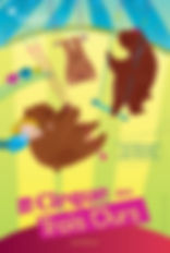 Affiche Cirque des 3 ours Petite Enfance