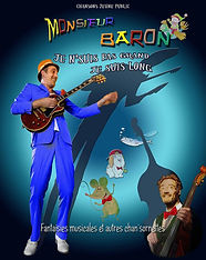 MR BARON Le Ptit Festival - Clermont Fer