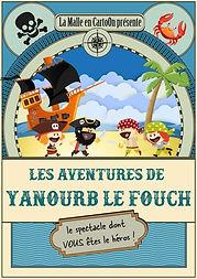 AVENTURES DE YANOUKRB - Le Ptit Festival