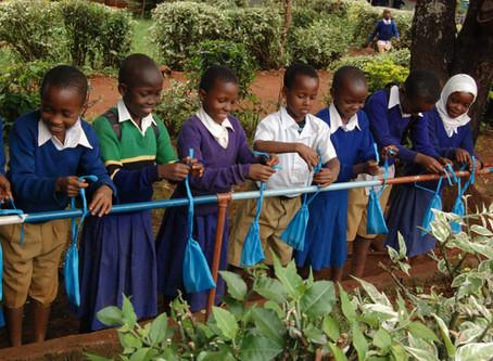 WASH-Sango primary school