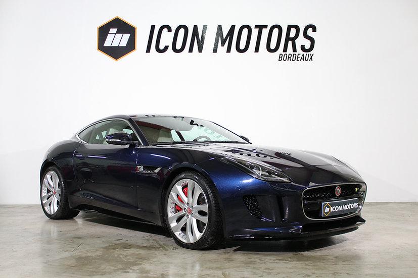 Jaguar f-type coupe 5.0 v8 550 r awd bva8