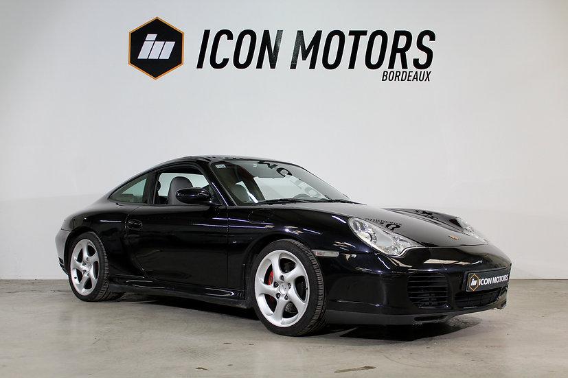 Porsche 911 996 carrera 4s 3.6 320 tiptronic s