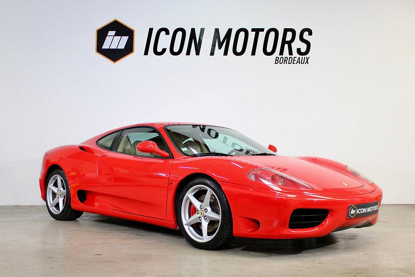 Ferrari 360 modena 3.6 400 f1