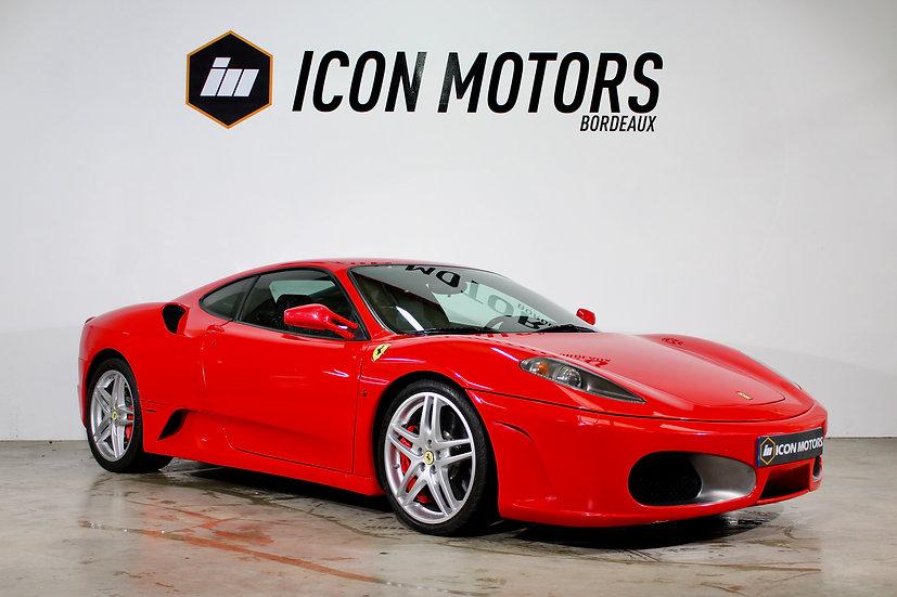 Ferrari f430 4.3 v8 490 f1