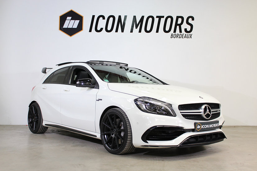 Mercedes classe a 45 a45 amg 2.0 381 4matic 7g dct