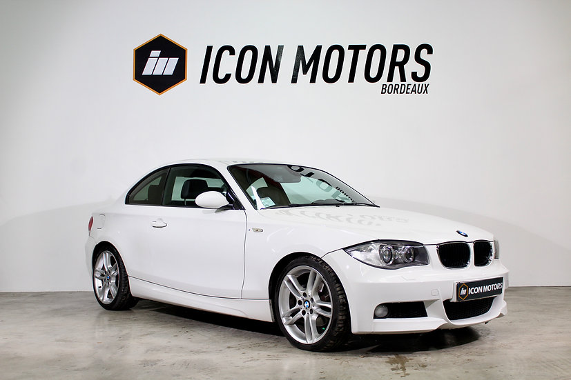 Bmw serie 1 (e82) coupe 120d 177 sport design