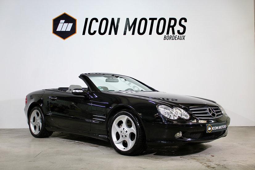 Mercedes classe sl500 sl 500 r320 5.0 v8 306 bva