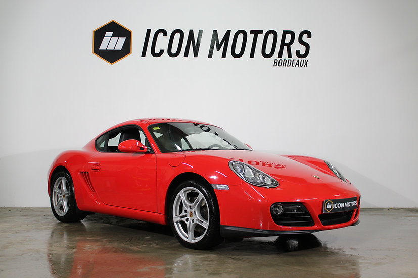 PORSCHE CAYMAN BASIS 987 (2) 2.9 265 PDK