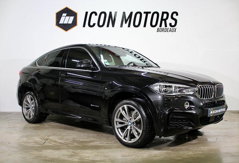 BMW SERIE X6 40d XDRIVE 3.0 313 F16