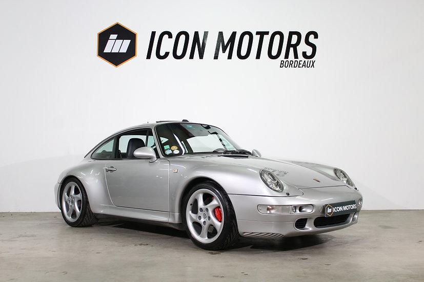 Porsche 911 993 carrera 4s 3.6 285 bvm