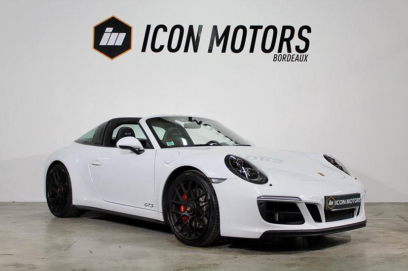 Porsche 911 991 targa 4 gts pdk