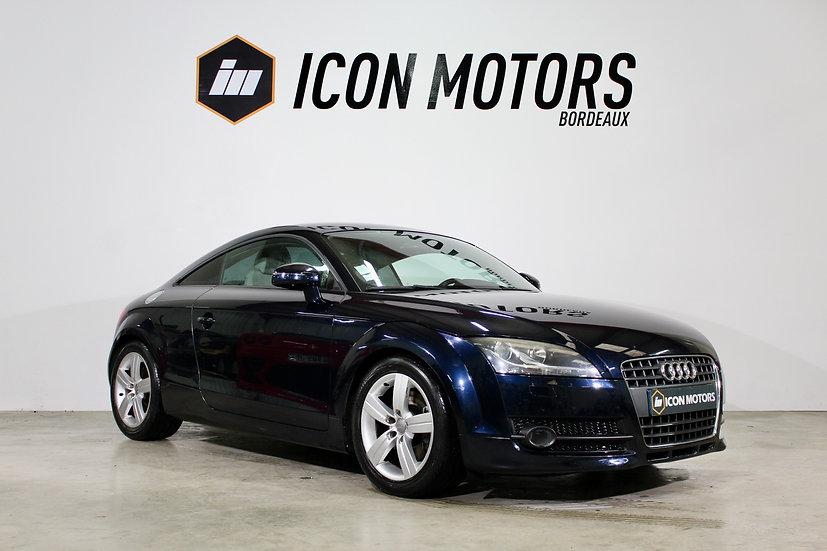 Audi tt 2.0 tfsi s-tronic coupe 200