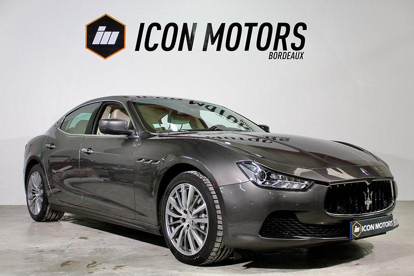 Maserati ghibli 3 3.0 v6 330