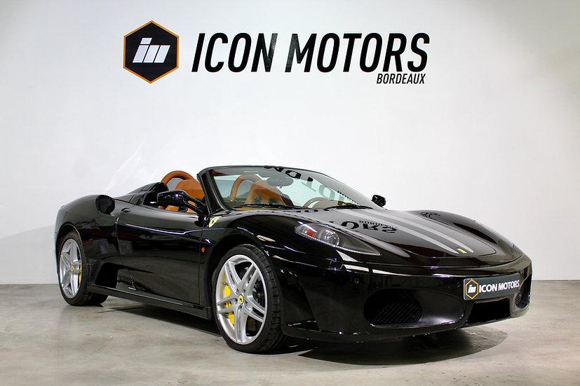 Ferrari f430 spider 4.3 v8 490 f1