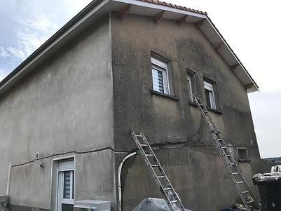 Ravalement façade rénovation Rocky