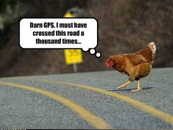 ESL 1010 Using GPS When Driving