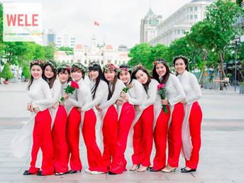 Quách Đặng Thu Ngân - Chuyên ngành tiếng Anh trường Đại học công nghiệp, TP Hồ Chí Minh
