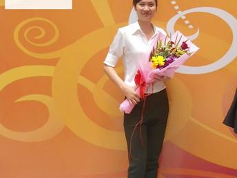 Lê Thị Hoài, Nhân viên xuất khẩu tại Cty Sơn Petrolimex, TP Hồ Chí Minh